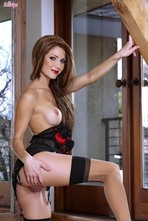 Jenni Lee Is So Sexy In Her Lacy Lingerie 10